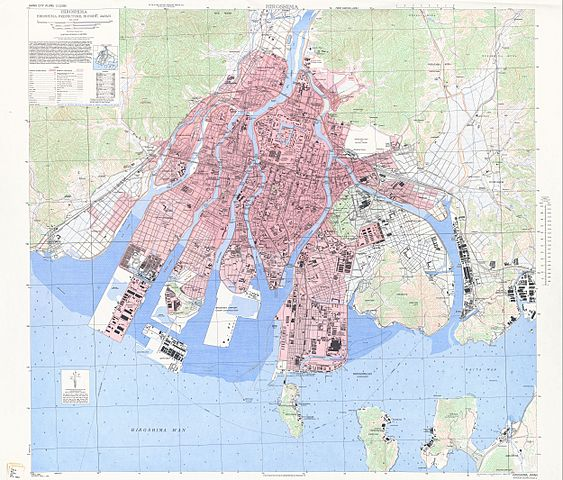 ファイル:Hiroshima City Map 1945.jpg