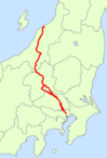 Japan National Route 17 Map.png
